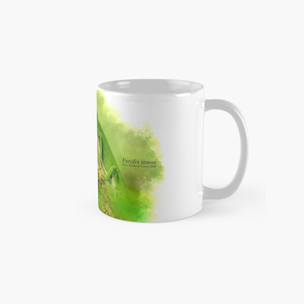 Furcifer timoni female on green Classic Mug