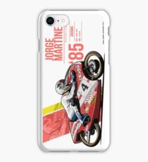Jorge Martinez - 1985 Jarama iPhone Case/Skin