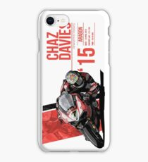 Chaz Davies - 2015 Aragon iPhone Case/Skin