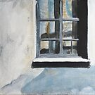 Blue window by bugler