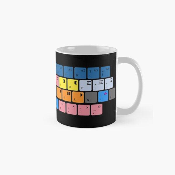 Avid Keyboard Classic Mug