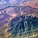 Caldera - Ute Mountain (USA) by rocamiadesign