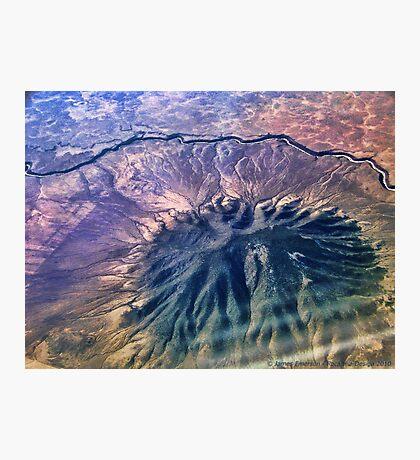 Caldera - Ute Mountain (USA) Photographic Print