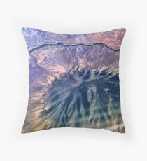 Caldera - Ute Mountain (USA) Throw Pillow