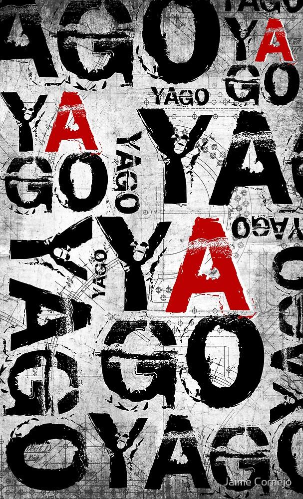 YAGO by Jaime Cornejo