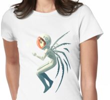 Contact Womens Fitted T-Shirt
