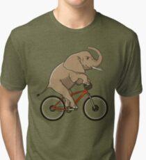 Supersized! Tri-blend T-Shirt