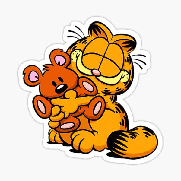 Garfield and his friends Sticker