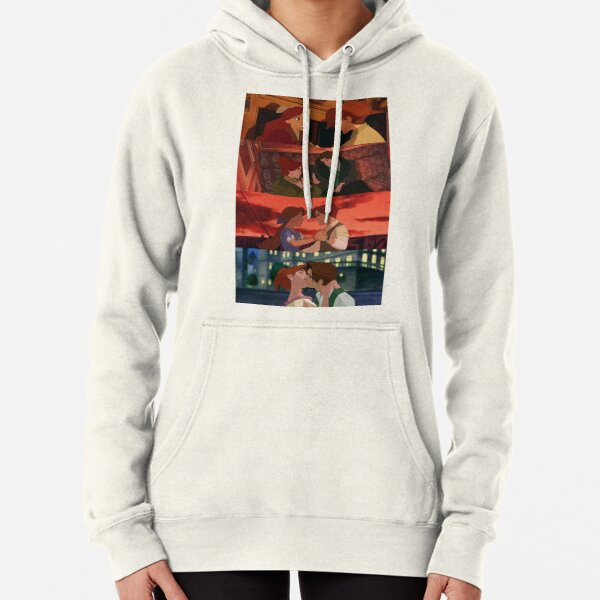 Funny Crown Wolf Fashion Hoodie Galaxy Wanderer Pullover Fall Sweatshirt