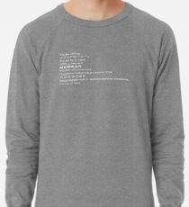 Media Offline - Premiere 2018 Lightweight Sweatshirt