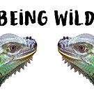 Being Wild by Sunil Bhardwaj