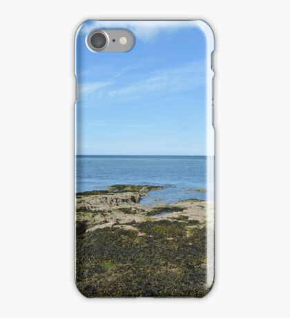 View Of Puffin Island iPhone Case/Skin