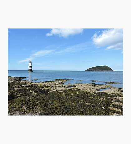 View Of Puffin Island Photographic Print