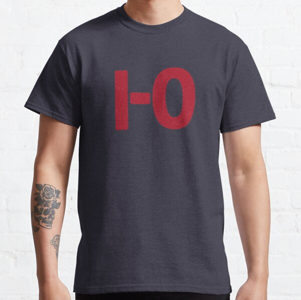 I-O State of Ohio College Matching Sports T-shirt Classic T-Shirt
