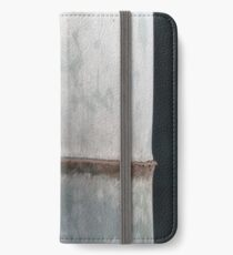 the dark side of the bamboo iPhone Wallet/Case/Skin