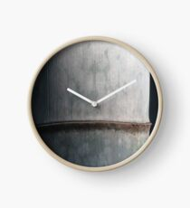 the dark side of the bamboo Clock