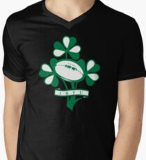 Ireland Rugby Union Men's V-Neck T-Shirt