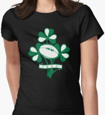 Ireland Rugby Union Women's Fitted T-Shirt