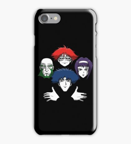 Session No.14 iPhone Case/Skin