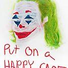 Put On A Happy Face by mijumi