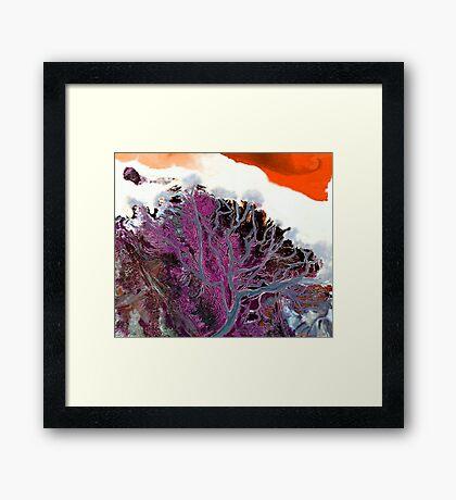"""""""Winter Estuary""""  Framed Print"""