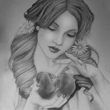 Persephone by rachelshade