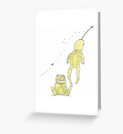 flyght Greeting Card