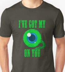 JackSepticEye - I've Got My Eye On You Slim Fit T-Shirt