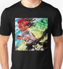 tripple redd tour 2019 2020 trippie style boyolali Slim Fit T-Shirt