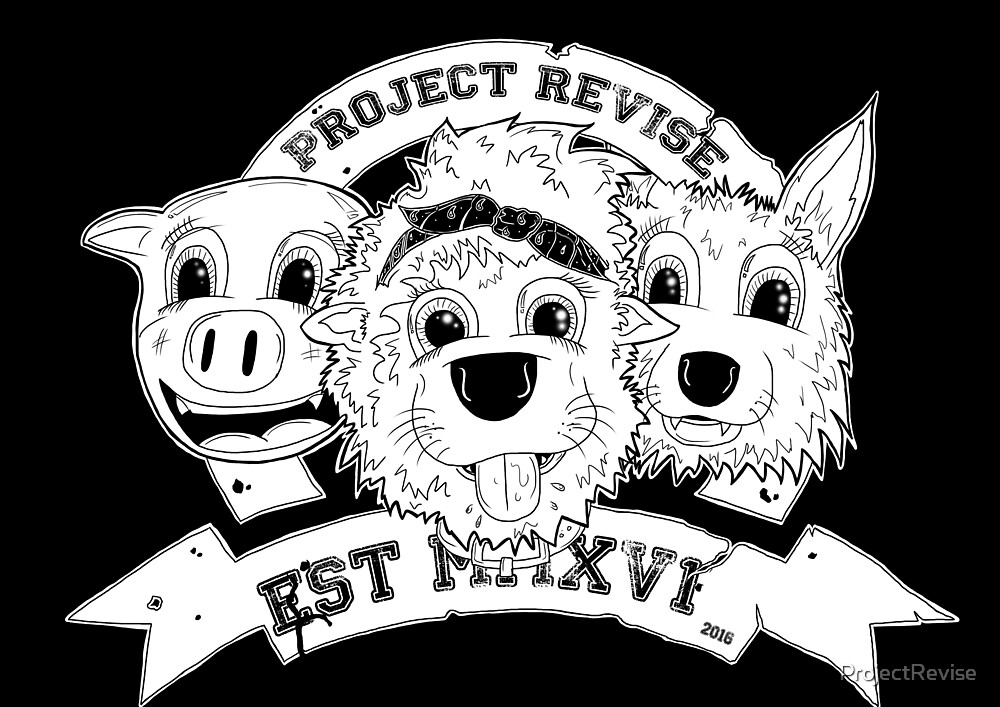 PROJECT REVISE Animal Masks Design by ProjectRevise