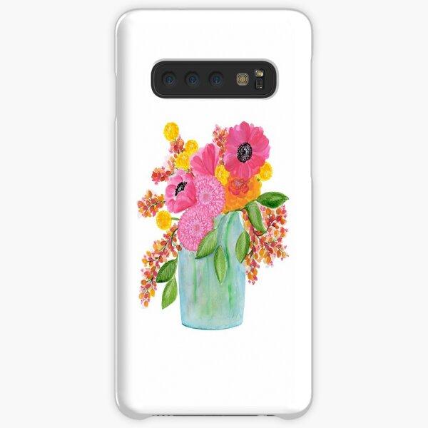 Flower Bouquet Samsung Galaxy Snap Case