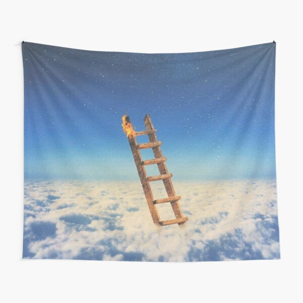 Astro Highest in room World Travis fan cover Tapestry