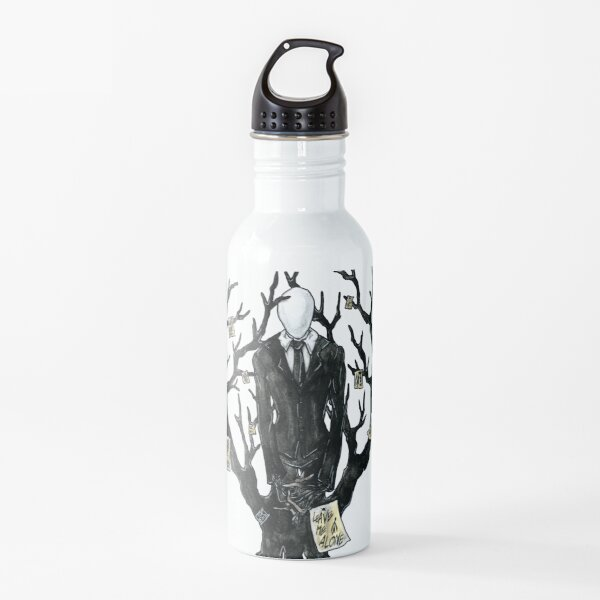 Slenderman III Water Bottle