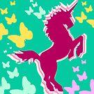 Butterfly Wings & Unicorn Dreams by EvePenman