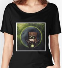 Moon's Haunted Relaxed Fit T-Shirt