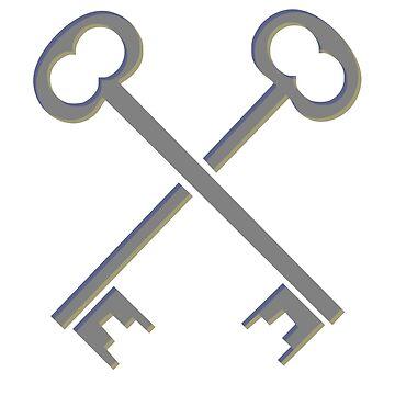 Die Gesellschaft der gekreuzten Schlüssel von sirllamalot