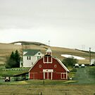 Farm in Washington State by Susan Russell