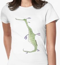 weedy seadragon Women's Fitted T-Shirt