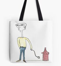 floyd and whisper Tote Bag