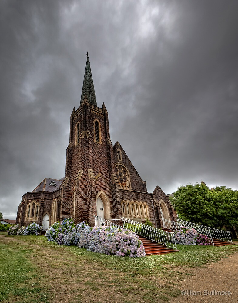 Cameron Memorial Uniting Church • Glen Innes • New South Wales by William Bullimore