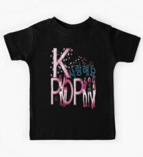 Love KPOP Kids Clothes