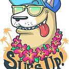Suf's Up! by octoflyart
