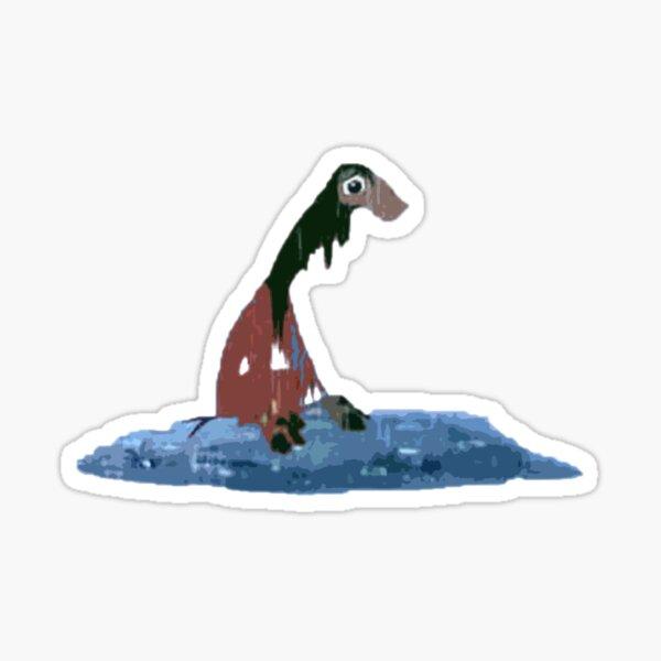 Sad Kuzco Sticker