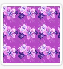 Orchid Tropical Flora Sticker