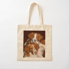 BRITTANY DUO Cotton Tote Bag