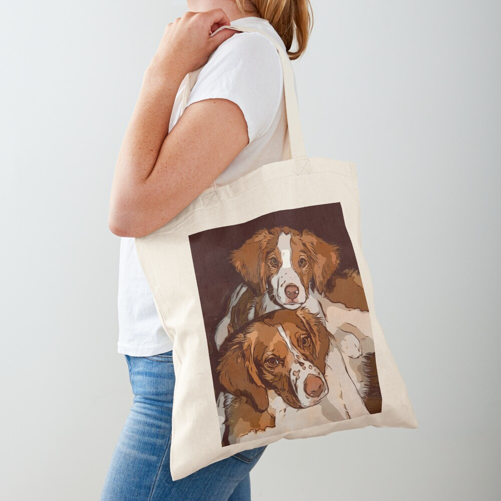 BRITTANY DUO Tote Bag