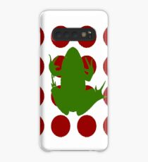 Simple Frog in the Bog Case/Skin for Samsung Galaxy