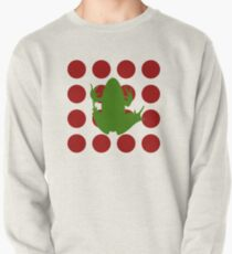 Simple Frog in the Bog Pullover Sweatshirt