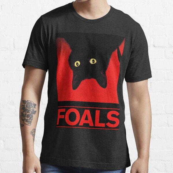 black cat foals tour foal 2019 2020 semarang Essential T-Shirt