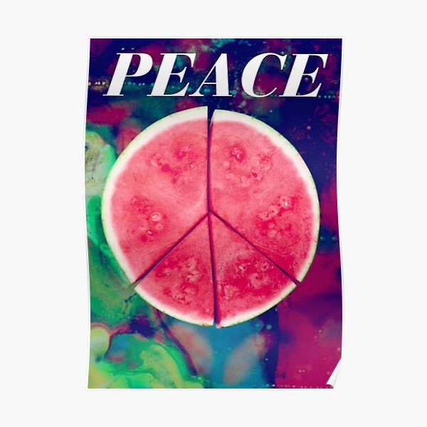 Peace Ep Delicious Poster